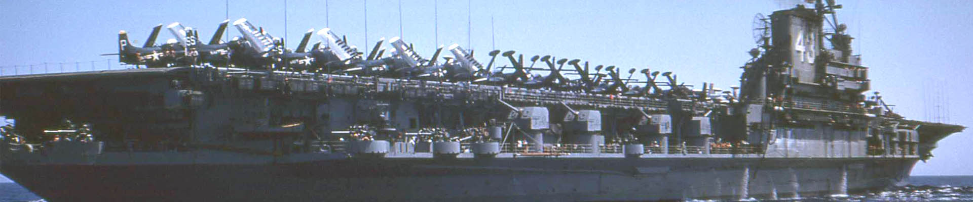 USS Coral Sea Tribute Site