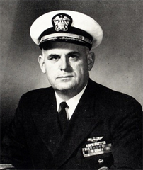 Captain Frank Willis Ault